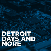 Detroit Days and More