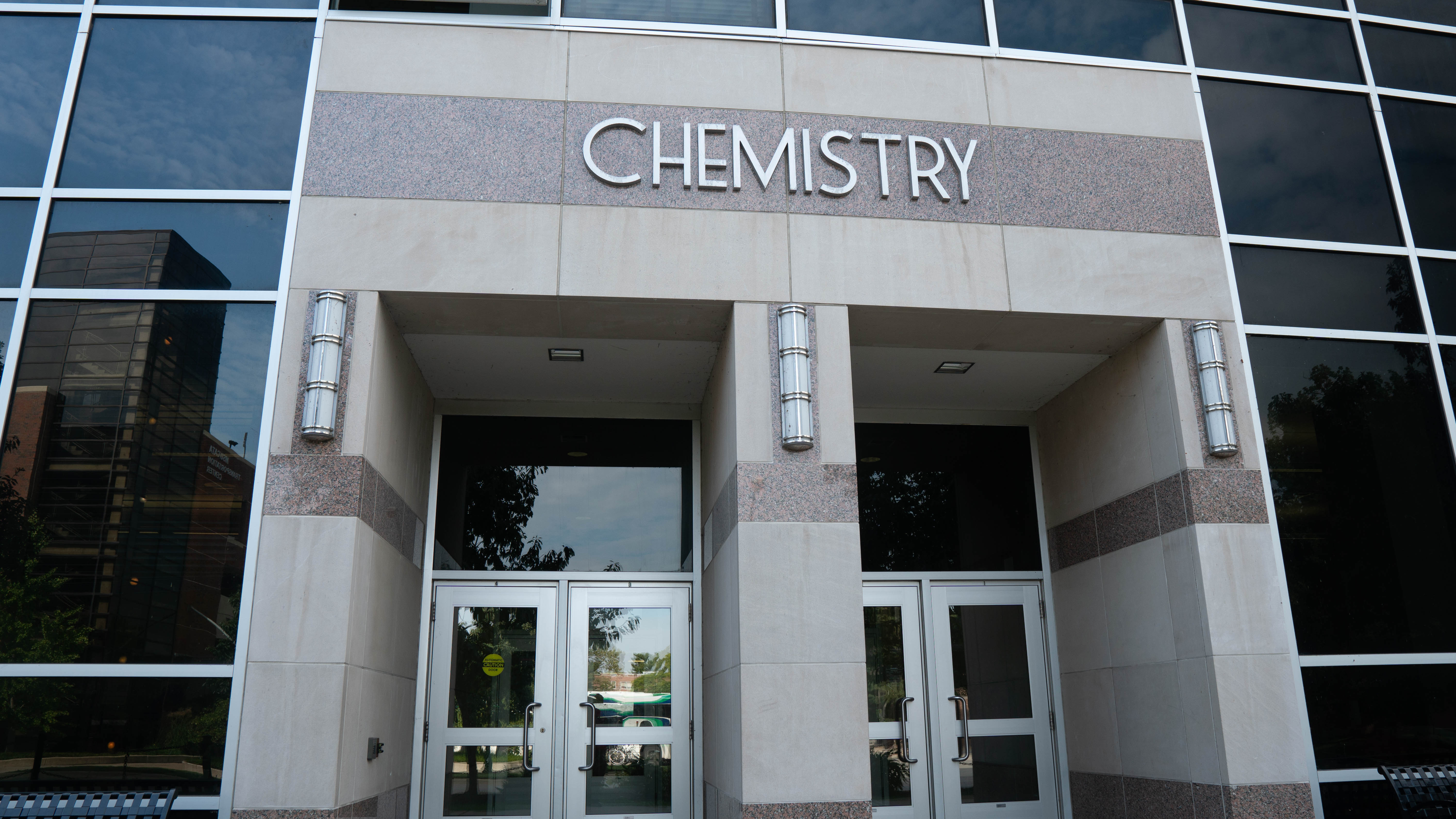 Image of MSU Chemistry Building