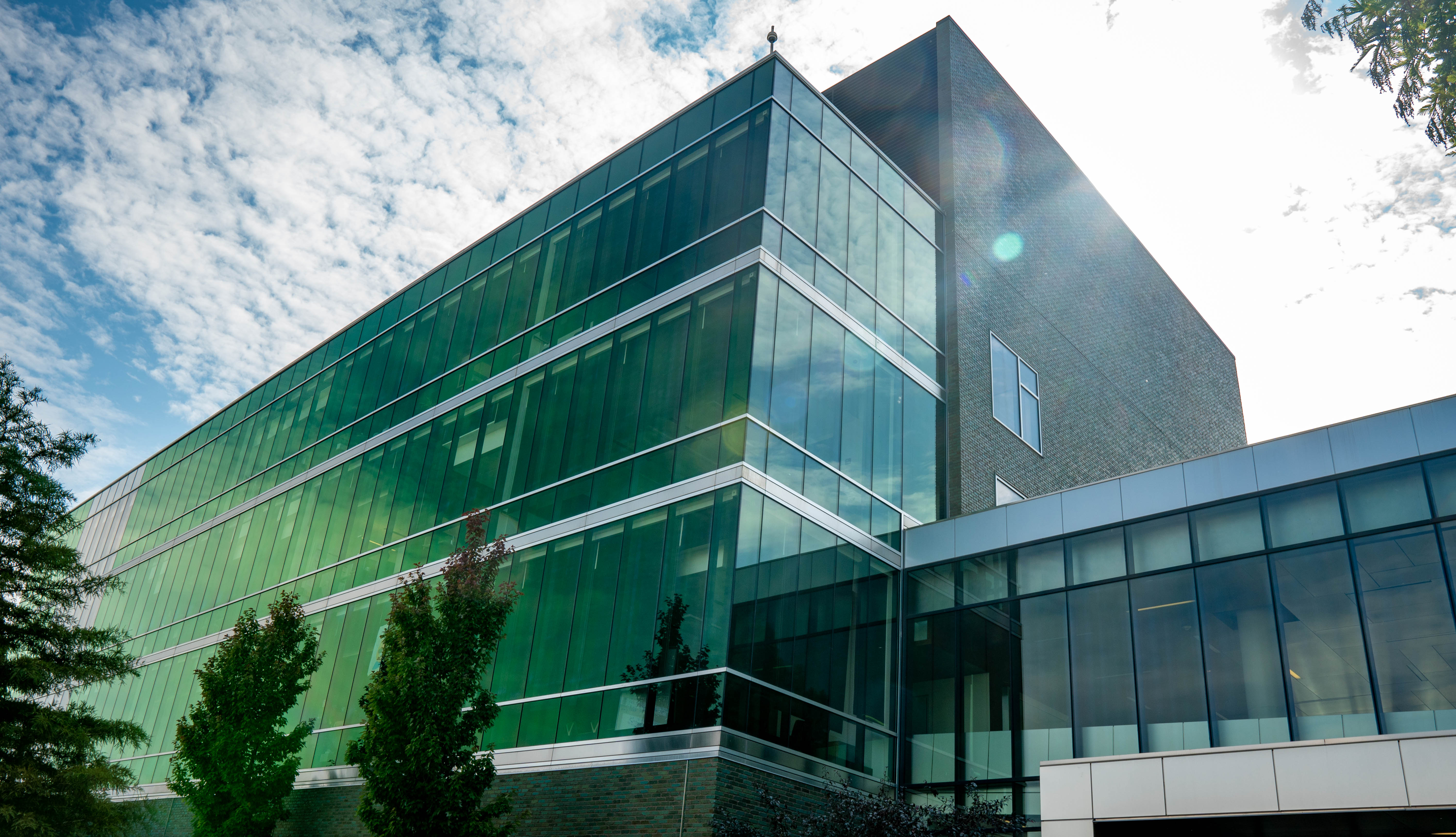 Image of MSU Molecular Plant Sciences Building