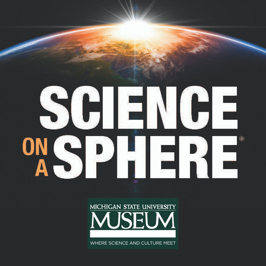 science on a sphere logo