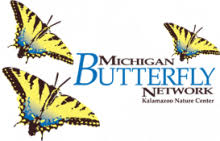 Michigan Butterfly Network Logo