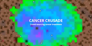 Cancer Crusade logo