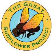The Great Sunflower Project logo