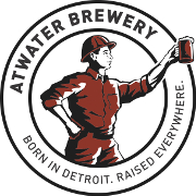 """Atwater brewery"" person holding beer mug"