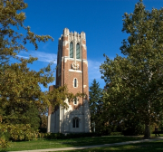 Picture of the Beaumont Tower.