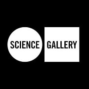 """Science"" in circle, ""gallery"" in square"
