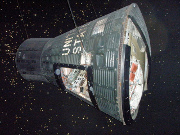 mercury spacecraft image