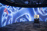 An image of the Digital Scholarship lab.