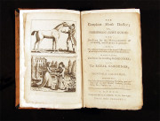 An image of a rare book featured in the Rare Book Collection.