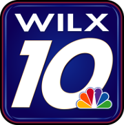 The WILX logo with the number 10 inside a square and the NBC logo in the right bottom corner.