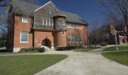 An image of Eustace-Cole Hall.