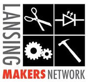 logo lansing makers network
