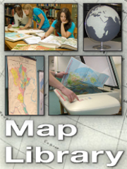 Map library Logo.