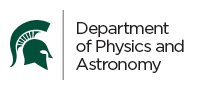 MSU Department of Physics and Astronomy